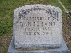 Addison C. Bondurant