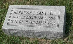 Harrison Lockridge Campbell