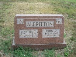 John Wesley Albritton