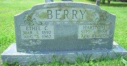Clara Ethel <I>Coffey</I> Berry