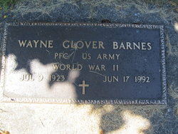 Wayne Glover Barnes