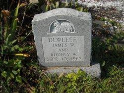 James W. Deweese