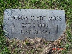 Thomas Clyde Moss