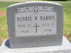Bobbie R. Harris