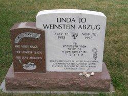 Linda Jo <I>Weinstein</I> Abzug