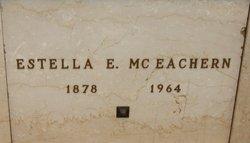 Estella E McEACHERN