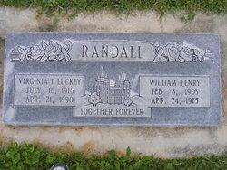 Virginia T Randall
