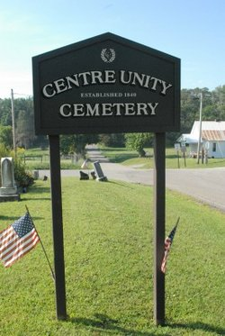 Center Unity Cemetery