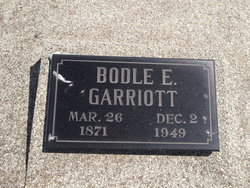 Bodle Edgar Garriott