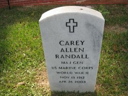 MG Carey Allen Randall