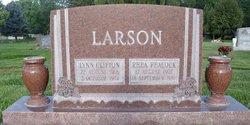 Rhea Olive <I>Peacock</I> Larson