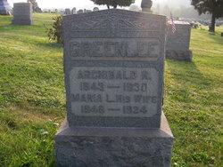 Archibald R Greenlee