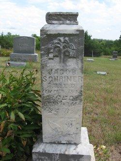Jacob A Schriner