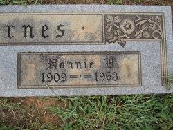 Nannie Belle <I>Grubb</I> Starnes