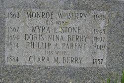 Doris Nina Berry