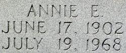 Annie Elizabeth <I>McCluesky</I> Guthrie