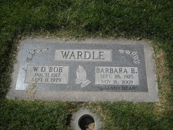 """W D """"Bob"""" Wardle"""