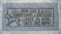 """Johnathan J. """"J.J."""" Erekson"""