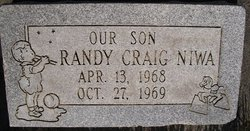 Randy Craig Niwa