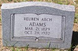 "Reuben Archibald ""Archie"" Adams"