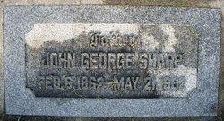 John George Sharp