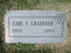 Carl T Graebner