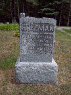 Asa William Freeman
