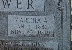 Martha Adline <I>Jaggers</I> Brewer