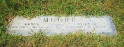 Evelyn <I>Hoffert</I> Hargrove-Moore