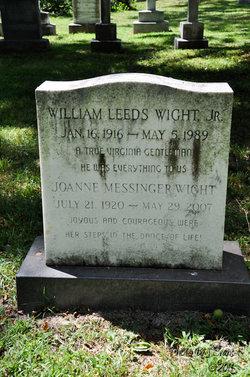 William Leeds Wight, Jr