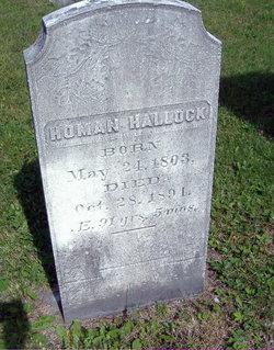 Homan Hallock