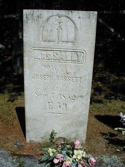 Sally <I>Smith</I> Bassett