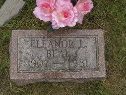 Eleanor Leona <I>Kelley</I> Beal