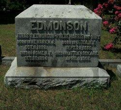 Phebe <I>Harris</I> Edmonson