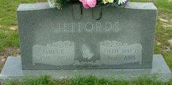 Lillie Mae <I>Oliver</I> Jeffords