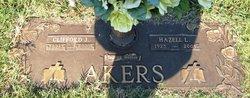 Hazell L. <I>Carter</I> Akers