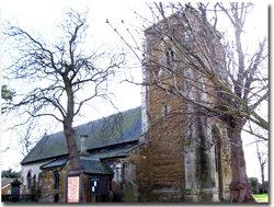 Saint Bartholomew Parish Churchyard