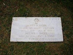 James Arthur Sigel