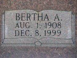 """Bertha Agnes """"Bertie"""" <I>Warhurst</I> Coblentz"""