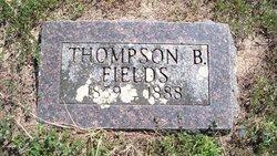 Thompson B. Fields