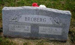 Lloyd A Broberg