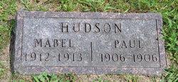 Mabel Eleanor Hudson