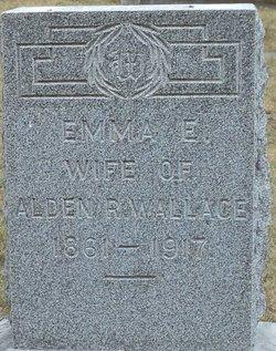 Emma E. <I>Johnson</I> Wallace