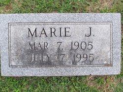 Marie J <I>Joynes</I> Hilliard