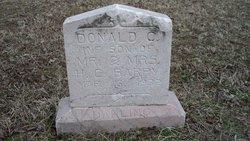 Donald C Barry