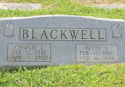 Charley Thurman Blackwell