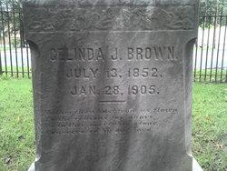 Celinda Jane <I>Lyons</I> Brown