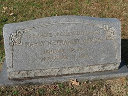 Harry Nathaniel Ashley