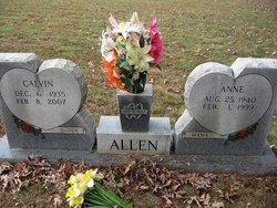 Delores Anne <I>Lawhorne</I> Allen