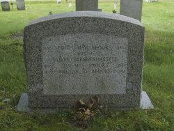 Edith May <I>Brooks</I> Blennerhassett